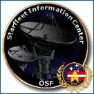 Starfleet Information Center ZDB Logo